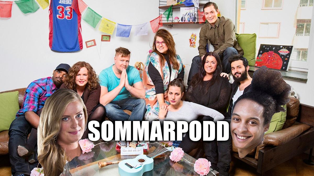 Sommarpodd