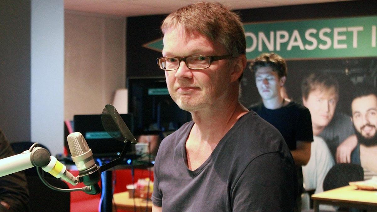 Henrik Ennart. Foto: Paulo Saka/SR