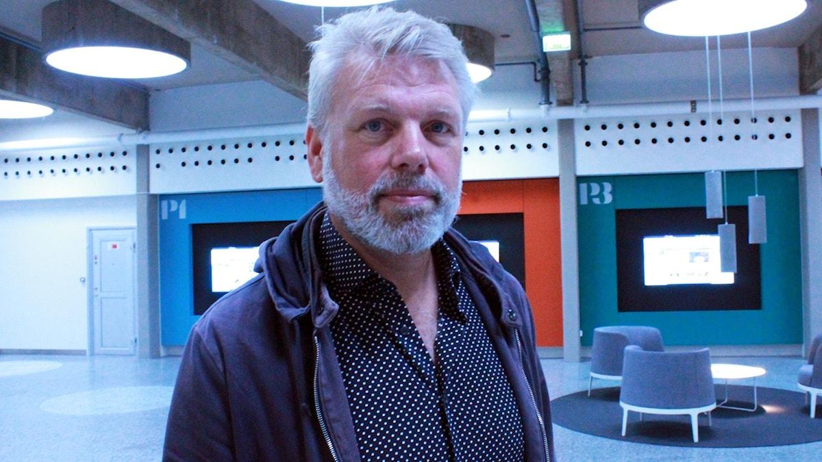 Fredrik Sperling. Foto: Paulo Saka/SR