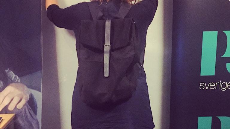 Hanna ryggsäck