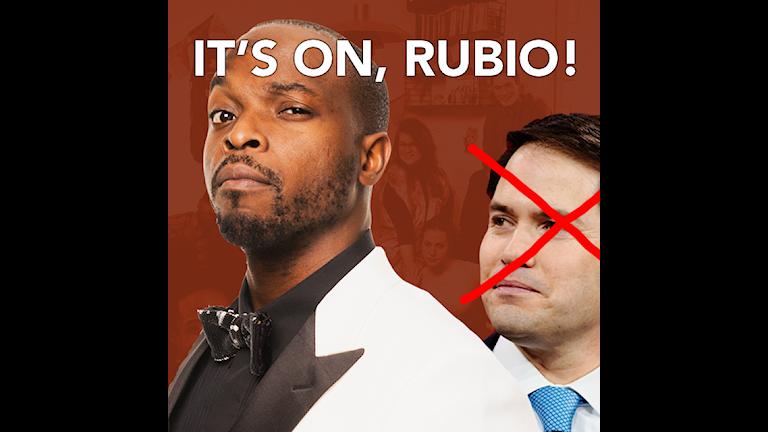 Kodjo (Sverige) vs Marco Rubio