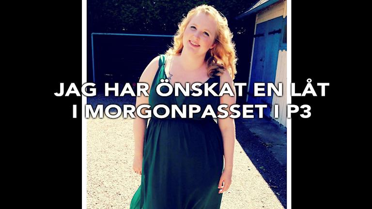 Låtönskaren Johanan. Foto: Privat