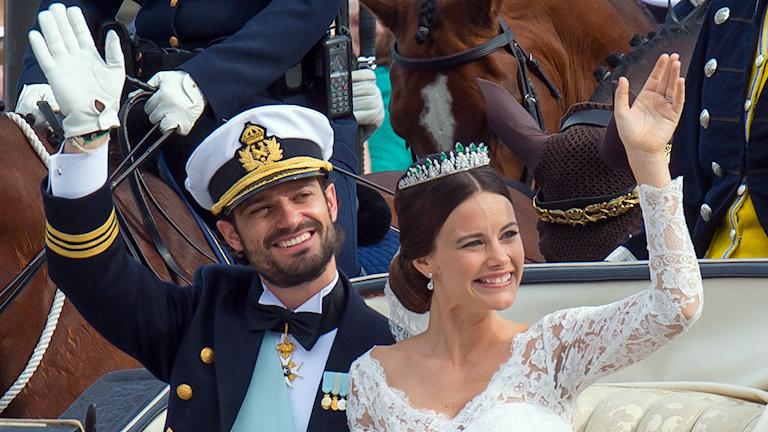 Prins Carl-Philip och Sofia