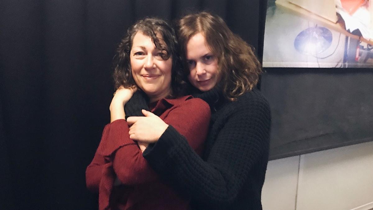 Elisabeth Åsbrink och Hanna