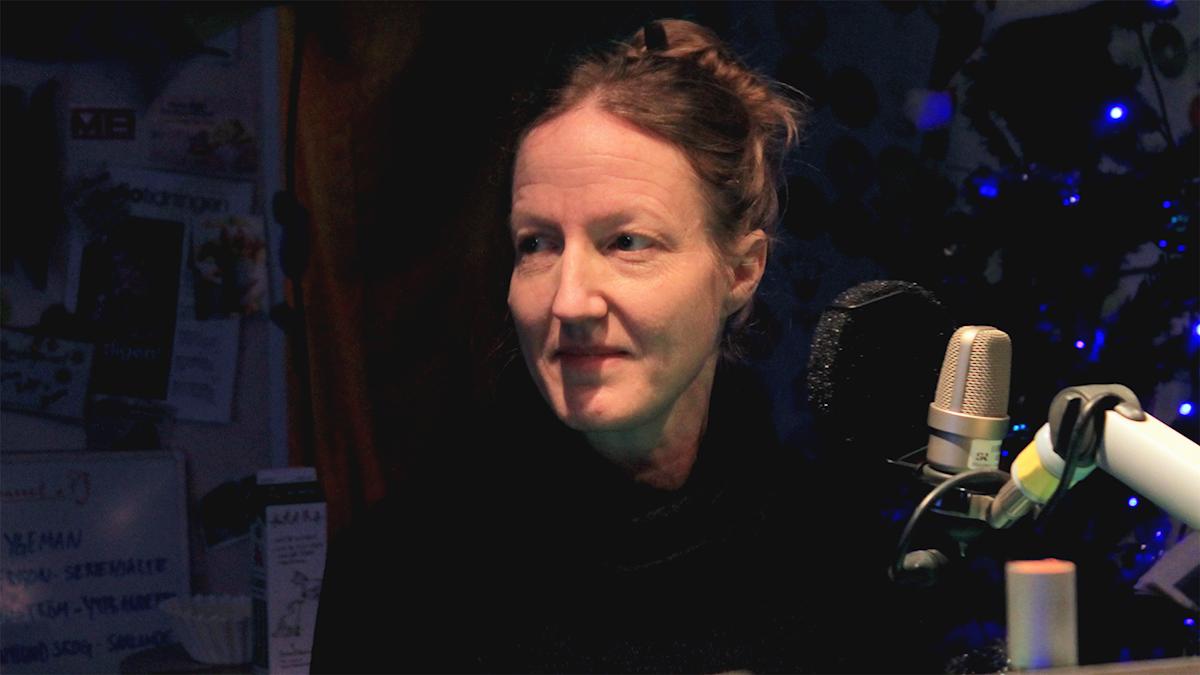 Ida Hallgren i studion!
