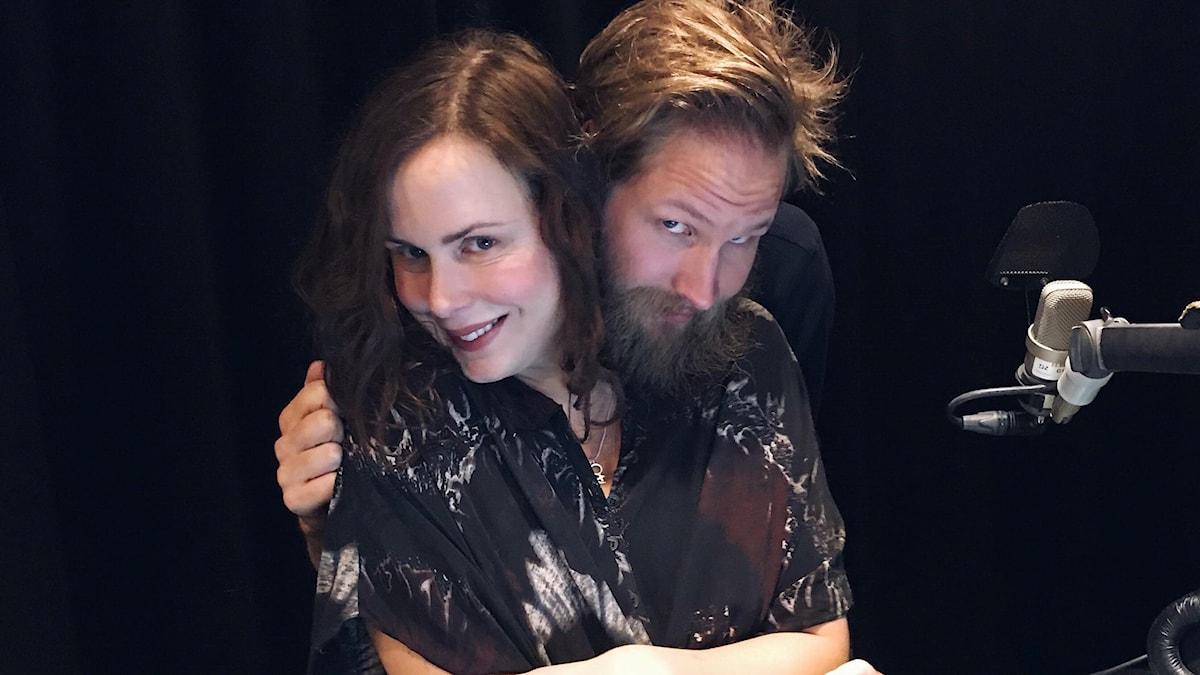 Hanna och Henrik Nyblom