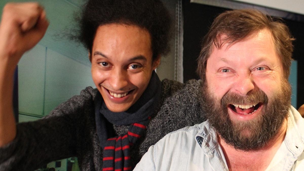 Victor och Erik Sturkell.
