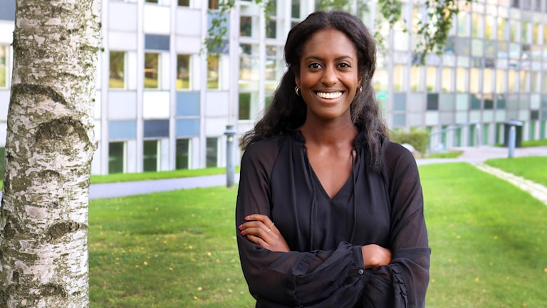 Emelie Häger, digital redaktör Morgonpasset i P3