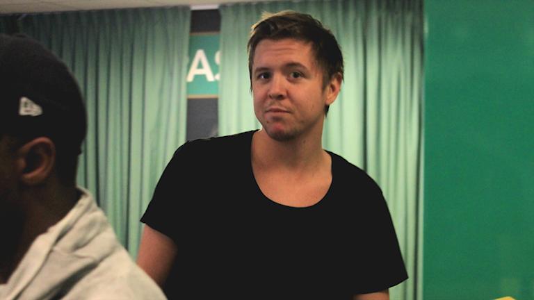 Kalle Berg är här!