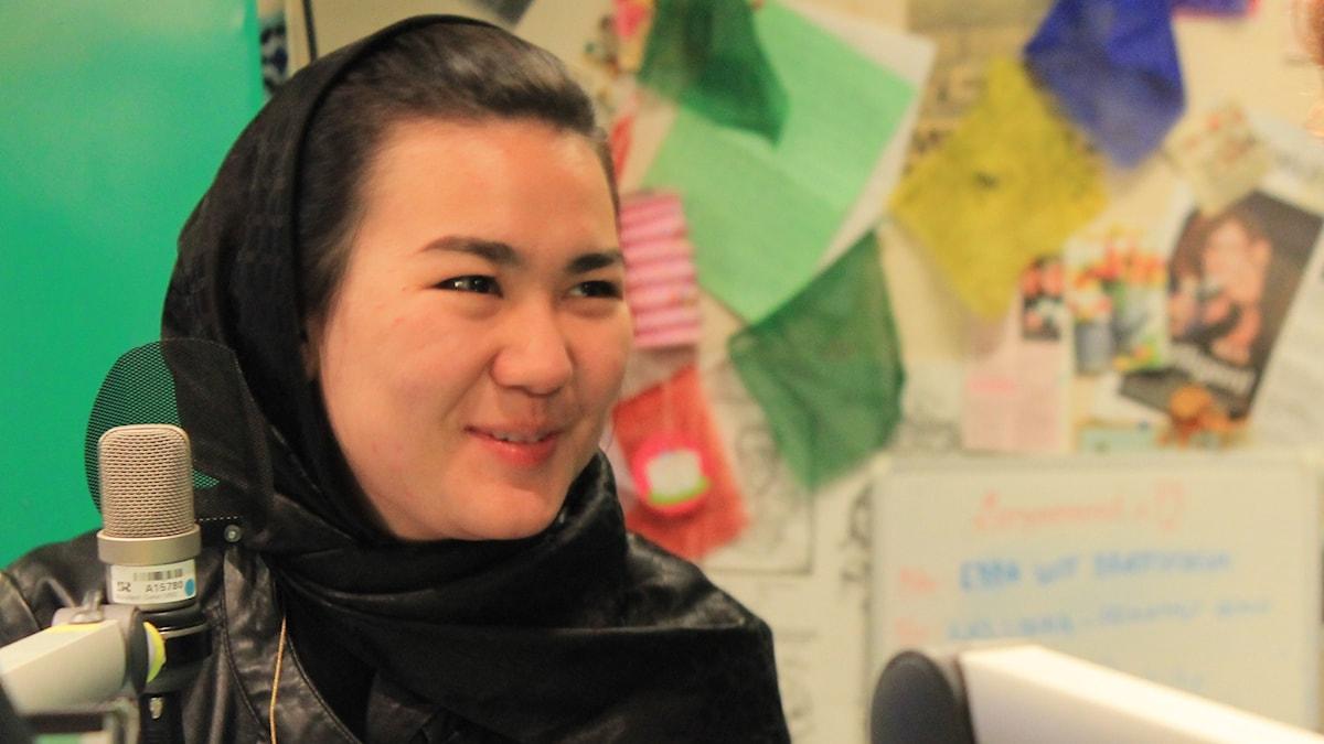 Fatemeh Khavari.