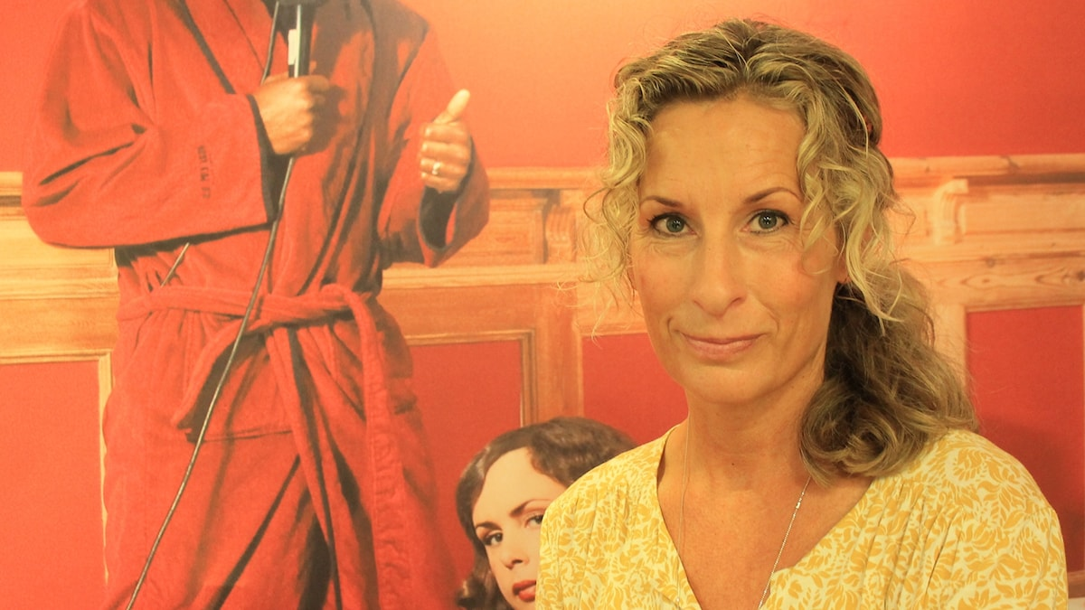 Katarina Graffman.