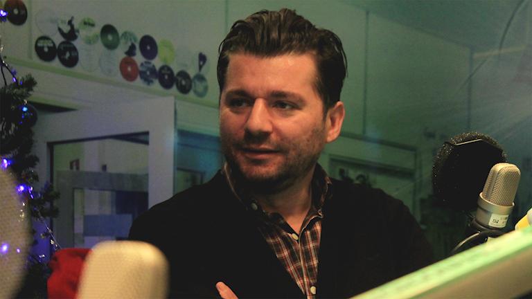Ivica Zubak är här!