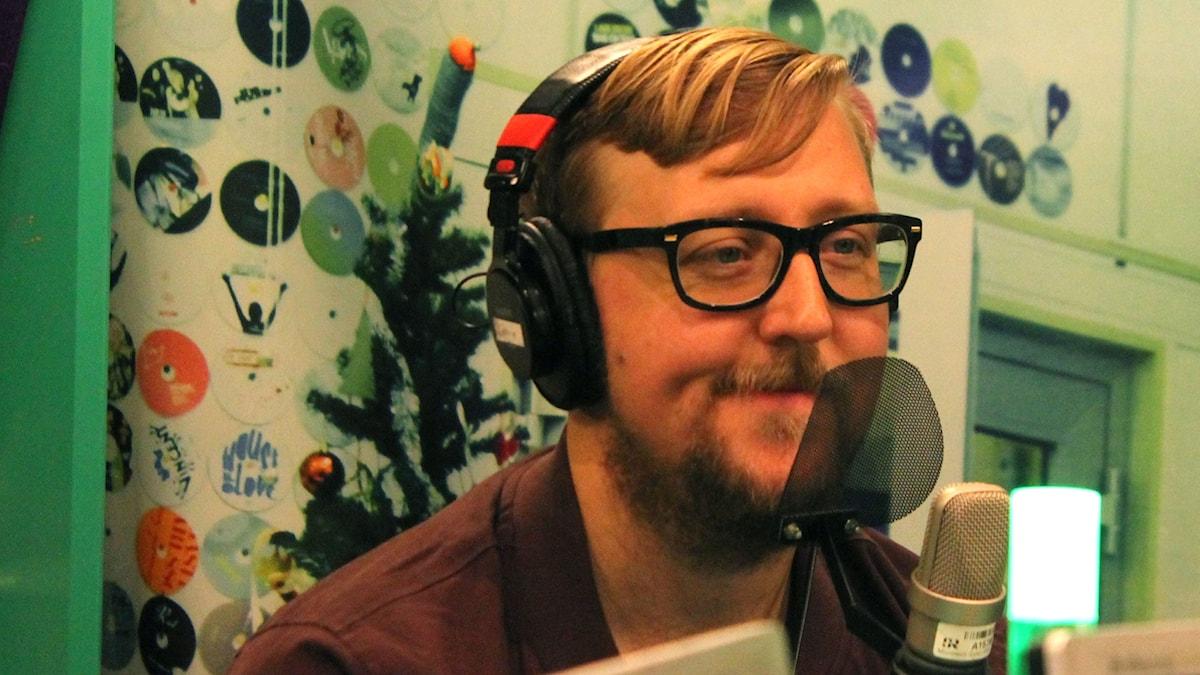 Linus Larsson.