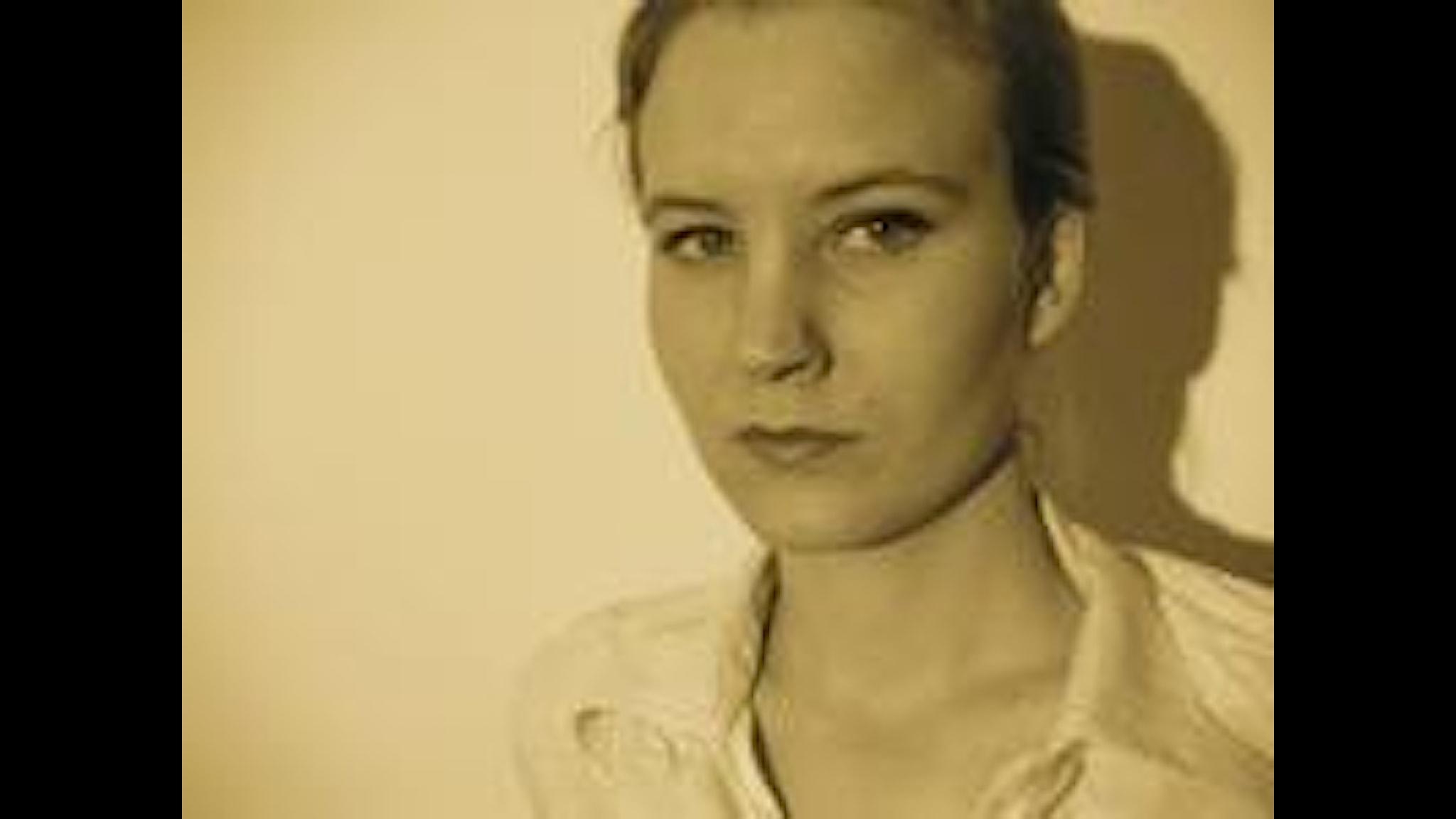 Ida Börjel Foto: Andrezej Tichy