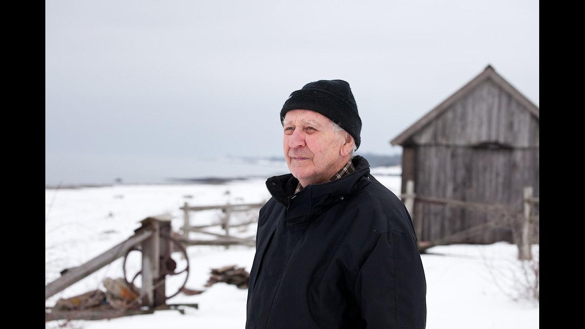 Lennart Sjögren. Foto: Eva Finder