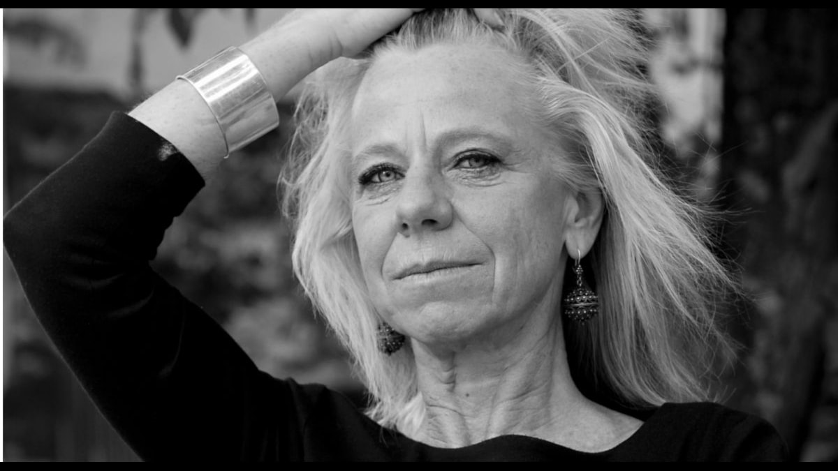 Författaren Marie Silkeberg. Foto: Cato Lein