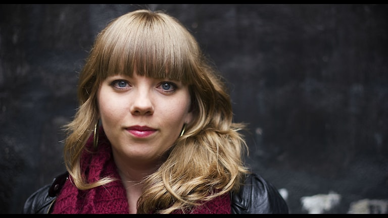 Jenny Wrangborg. Foto Joakim Mathiasson