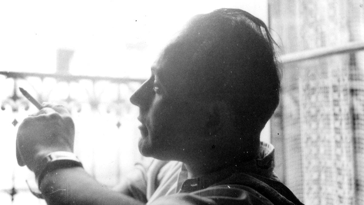 Poeten Paul Celan (1920-1970)