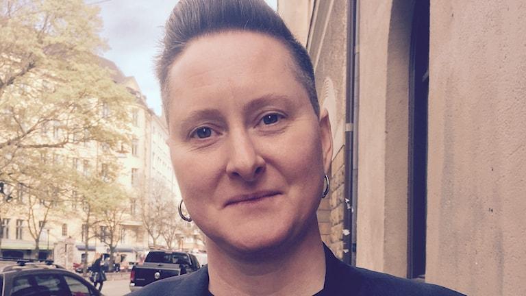 Hanna Hallgren, Månadens diktare