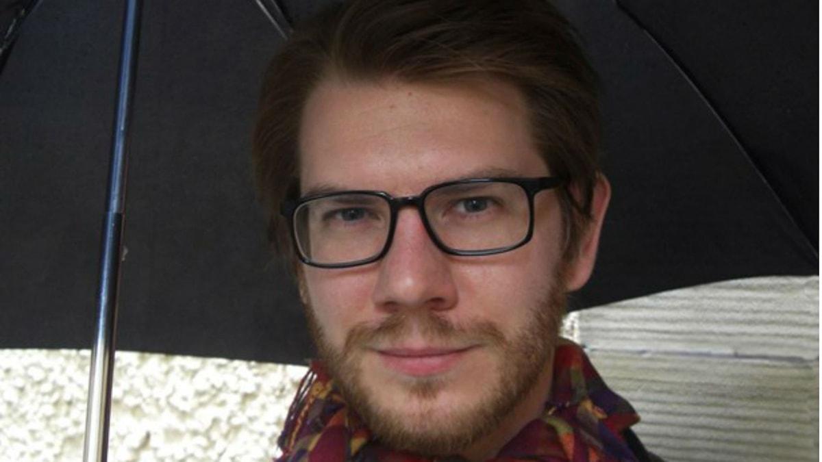 Jonas Brun Foto: Sveriges Radio