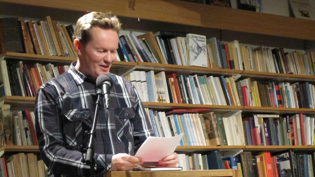 Steinar Opstad, född 1971 i Stokke i Vestfold, Norge