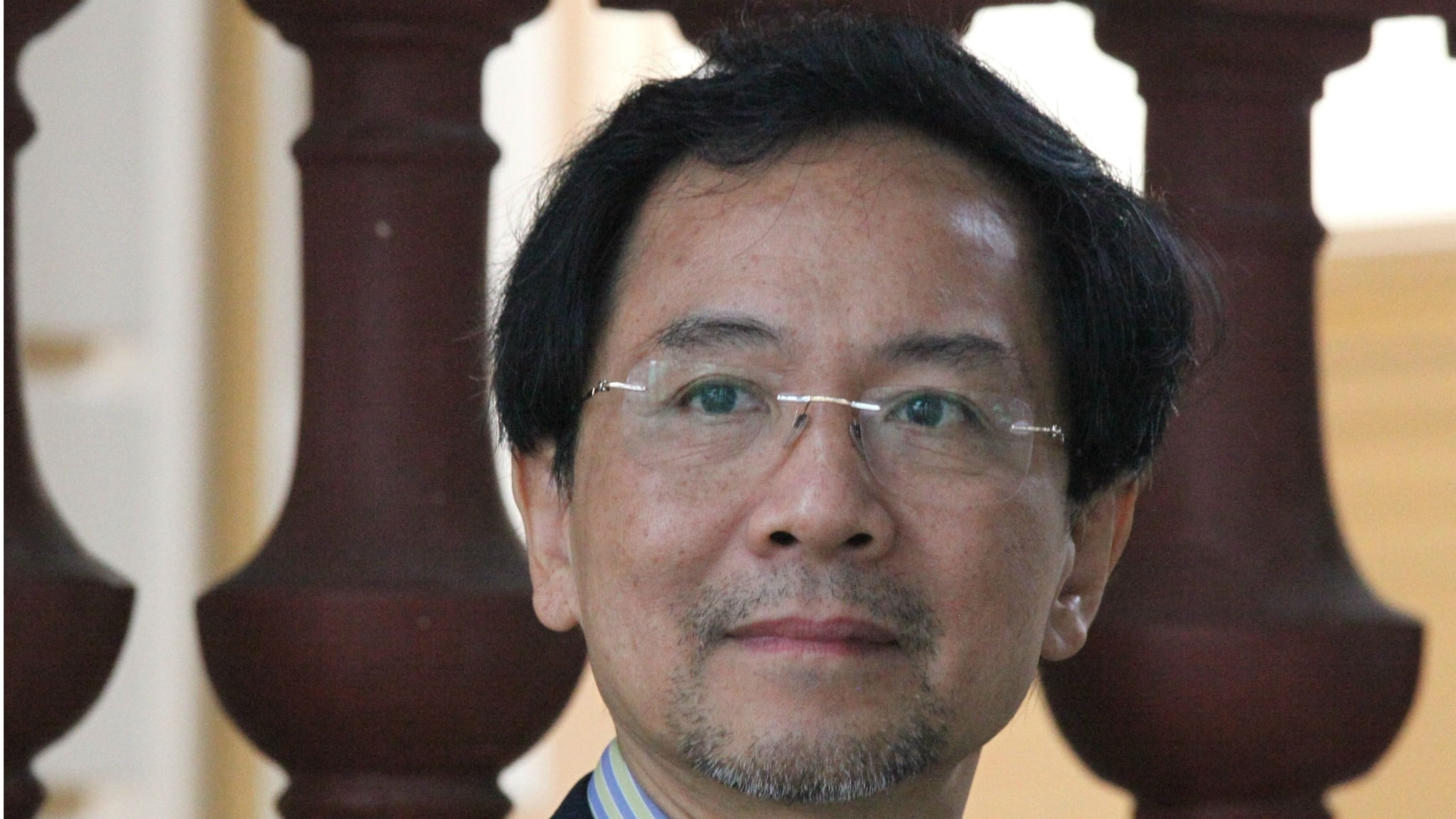 Månadens diktare: Mai Van Phan