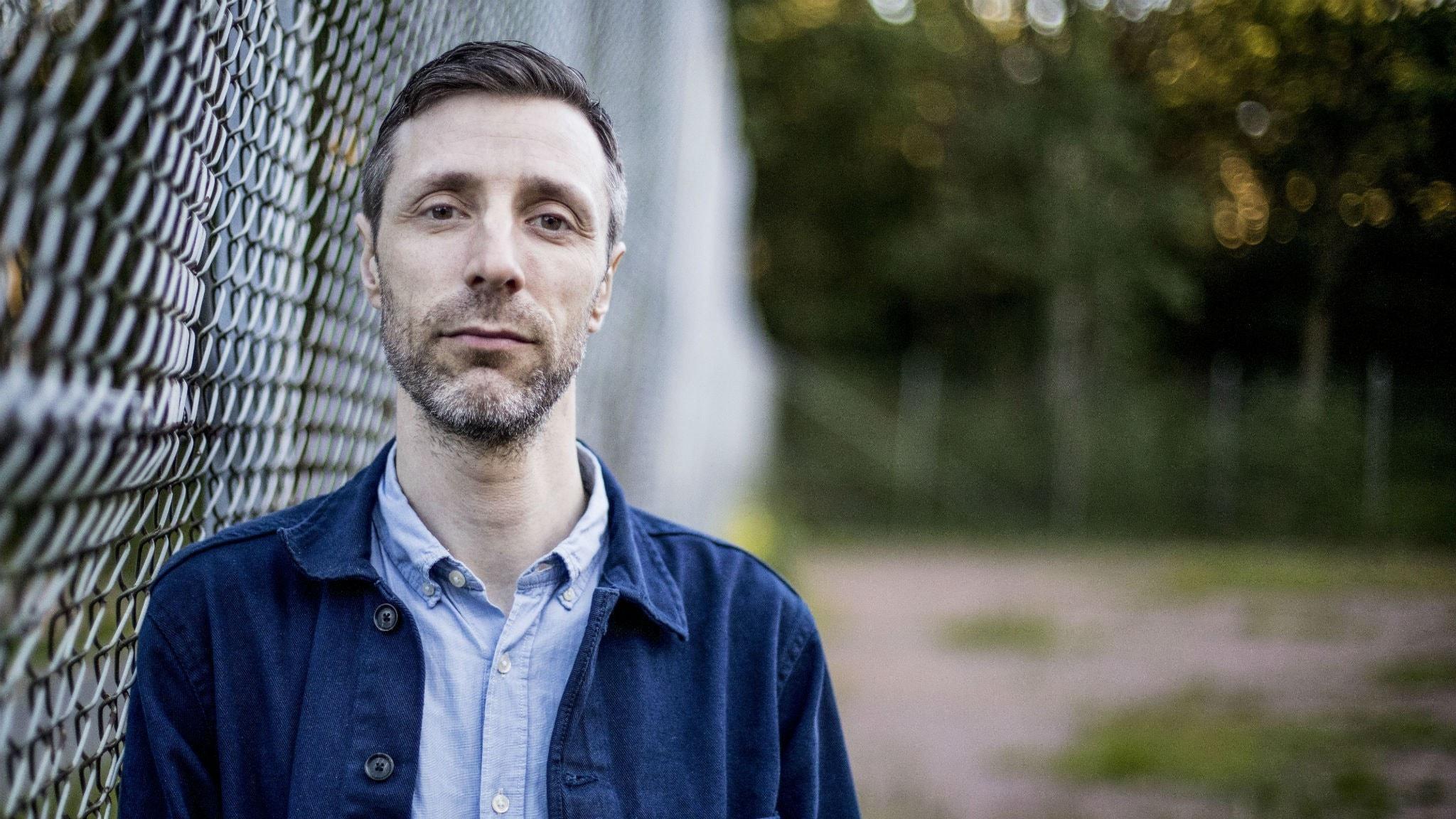 Månadens diktare: David Vikgren