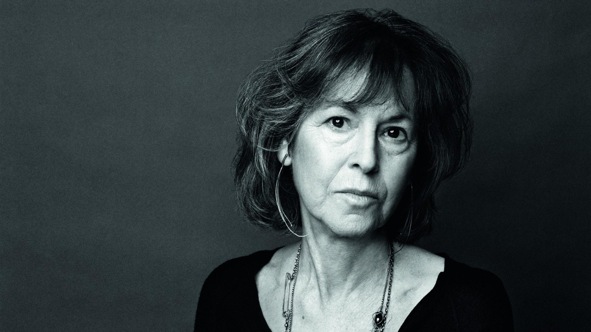 Månadens diktare: Louise Glück