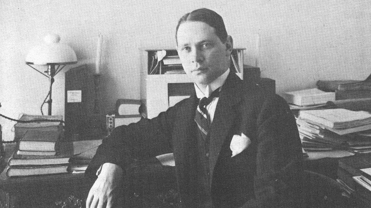 Gunnar Mascoll Silfverstolpe