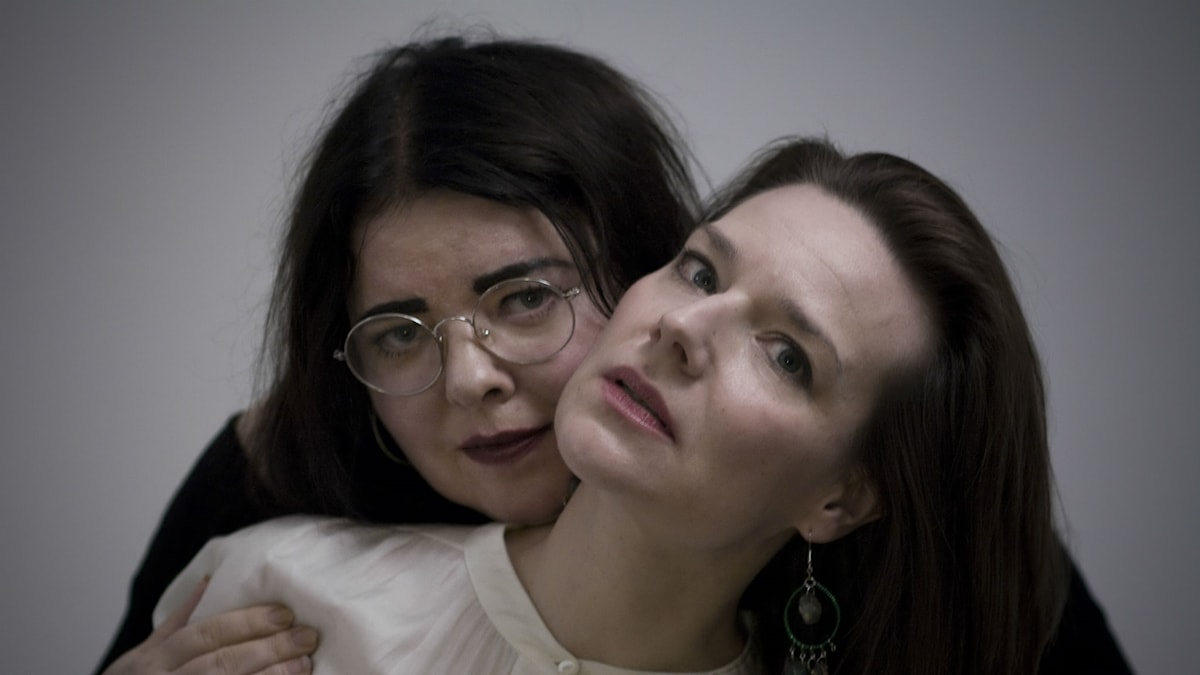 Lina Hagelbäck och Ulrika Nielsen Foto Cato Lein