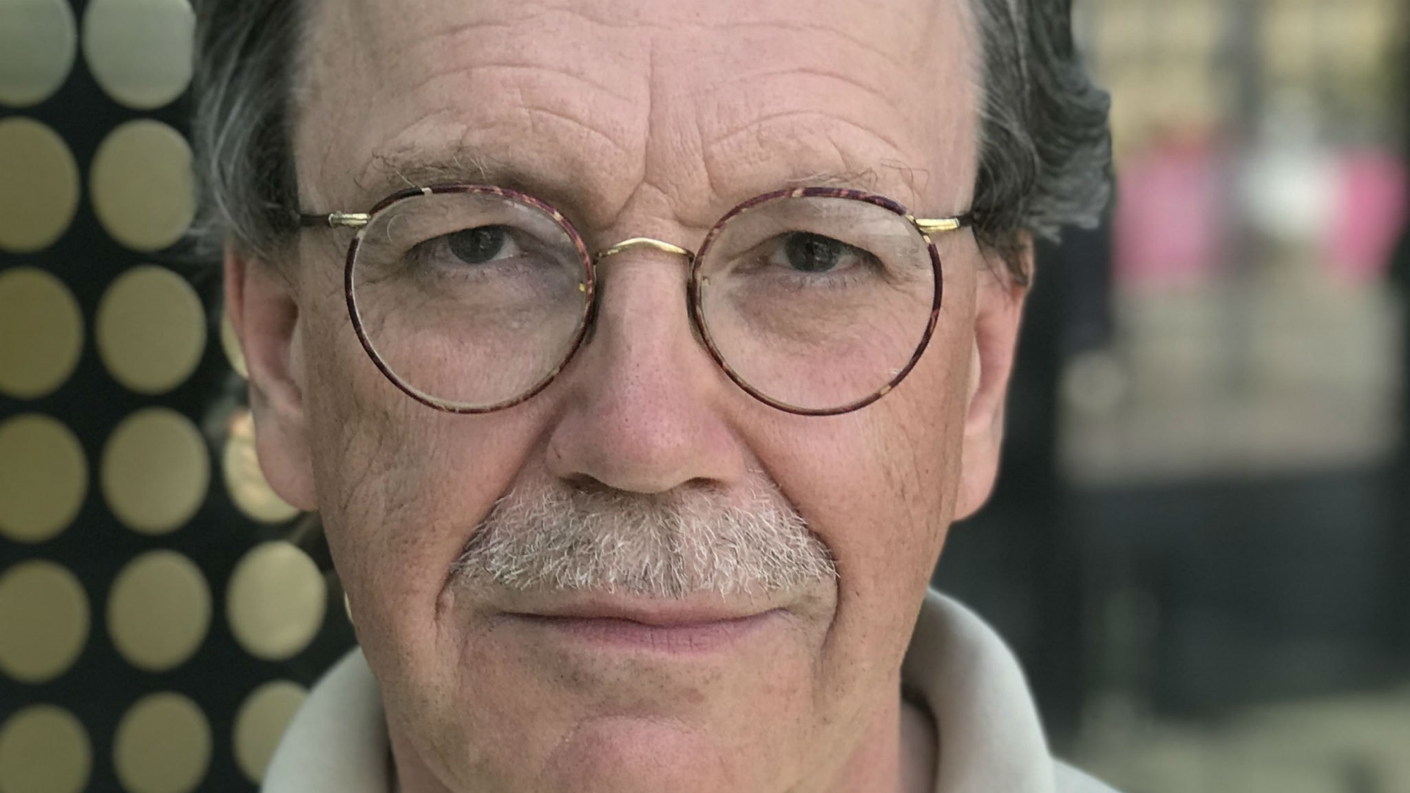 Månadens diktare: Börje Lindström