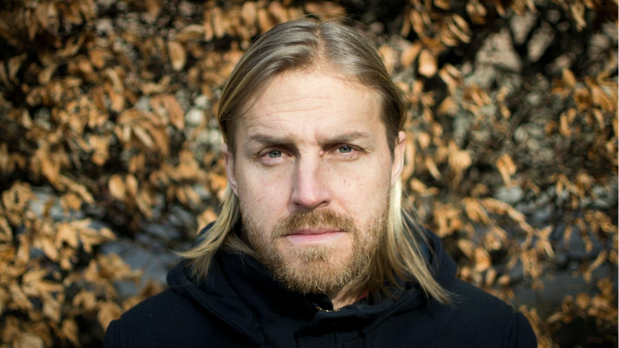 Månadens diktare: Pontus Lindh