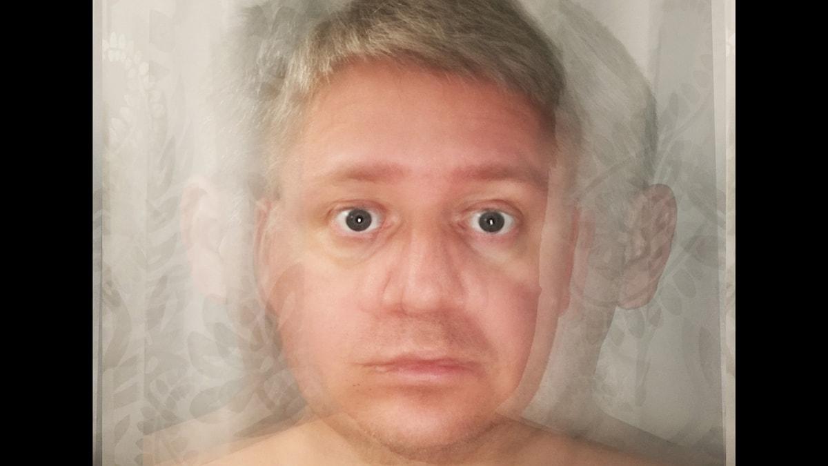 Porträtt Leif Holmstrand
