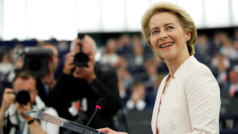 Swedish government welcomes new EU Commission president - Radio Sweden