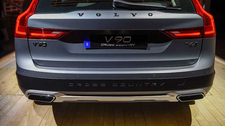 Volvo has struggled to meet demand for the V90 model.