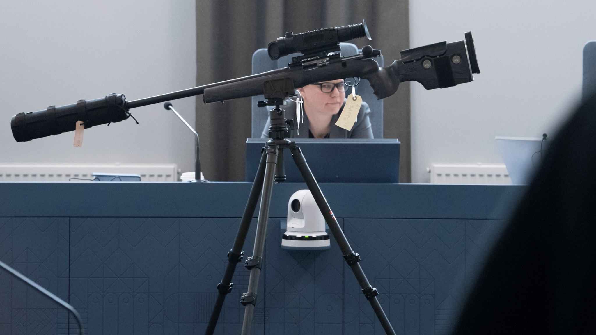 Hunter sentenced, Swede held in Ecuador, new ambassador in China