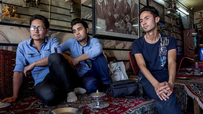 Afghan nationals.