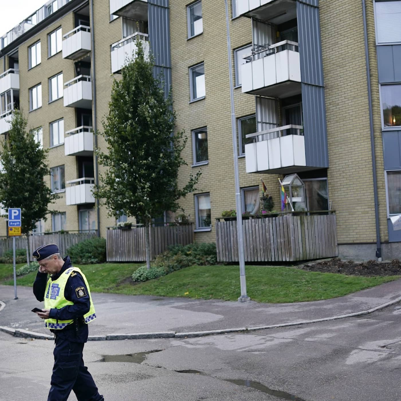 Gothenburg manhunt continues, MP investigation dropped, RS-virus outbreak among kids, record-high electricity prices, autumnal weather