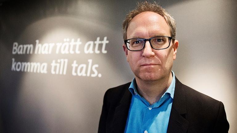 Photo of Fredrik Malmberg.