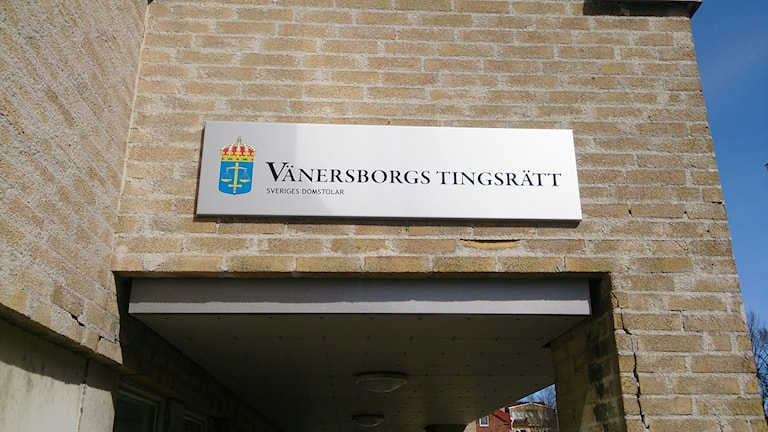 The district court in Vänersborg
