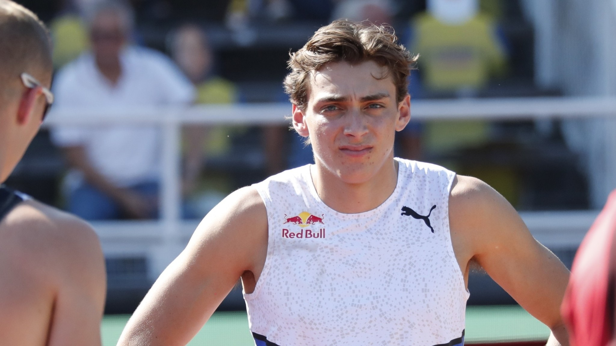 Picture of Armand Duplantis.