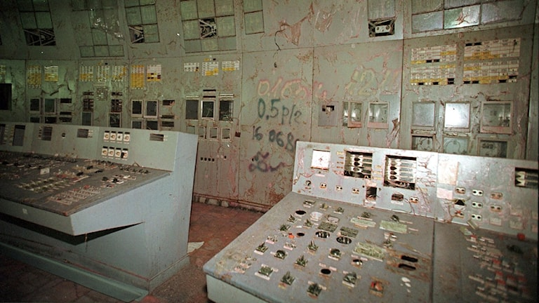 25 years after Chernobyl, how Sweden found out - Radio