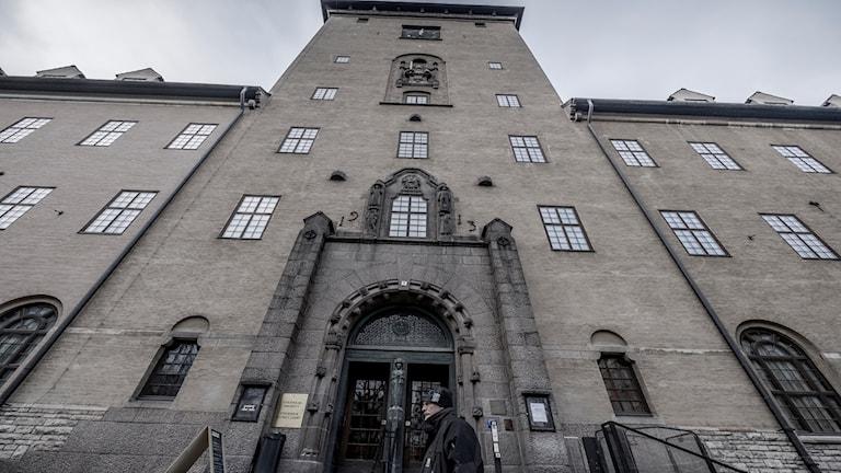 Stockholms tingsrätt-