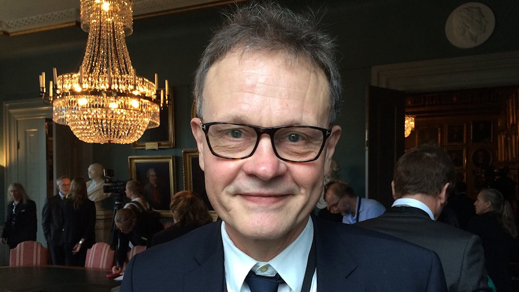 Anders Irbäck, theoretical physics professor at Lund University and a new member of the Nobel Committee for Physics.
