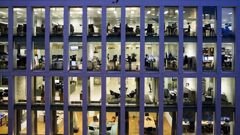 Svenska företag ratar företagsakuten