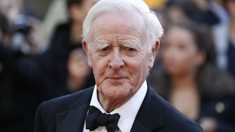 John Le Carré at the film premiere of Tinker, Taylor, Soldier, Spy.