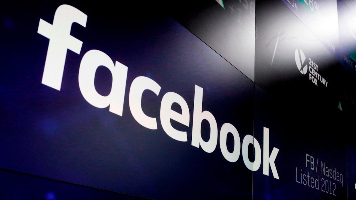 Facebooks logotyp
