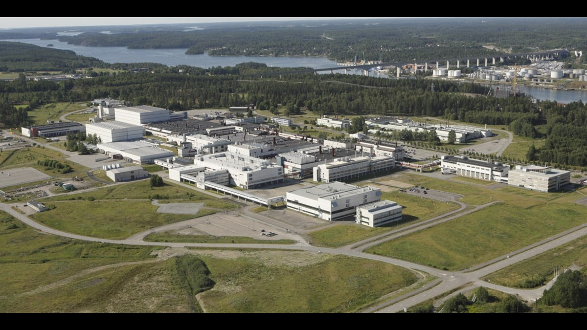 The Astra Zeneca facilities in Södertälje, Photo: Kontrast Foto/Astra Zeneca