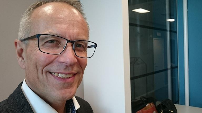 Dr Mats Lindgren, chief executive of Kairos Future.