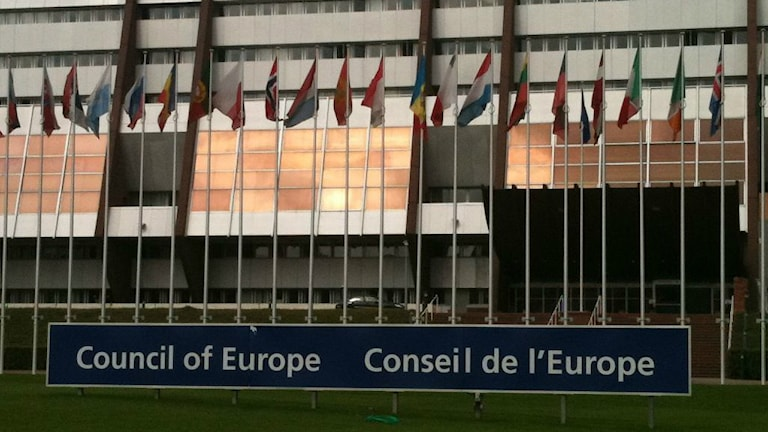 The Council of Europe in Strasbourg, Photo: George Wood/SR International